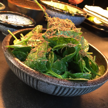 893 Ryotei Restaurant Bar Charlottenburg Salat