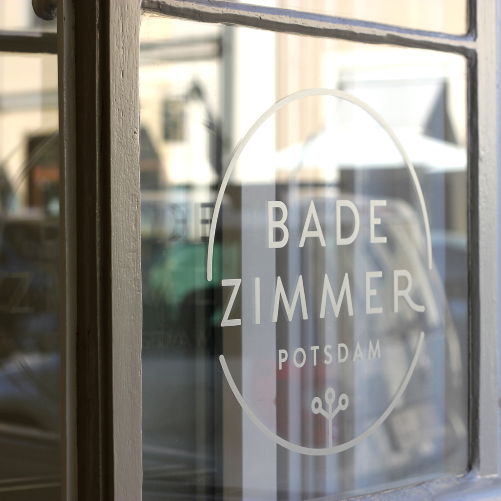 Badezimmer Potsdam Logo