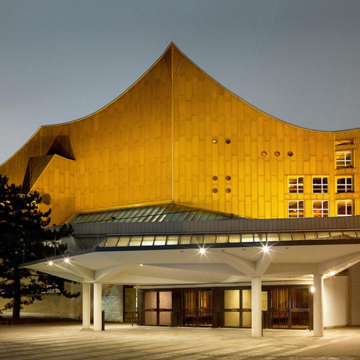 Berliner Philharmonie Tiergarten