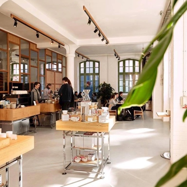 Bonanza Coffee Berlin