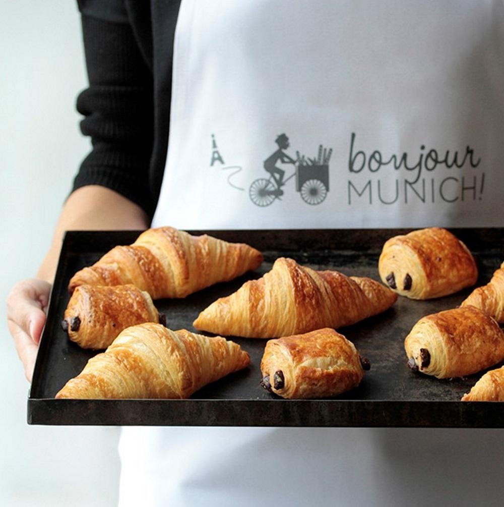Bonjour Munich Französische Croissants München