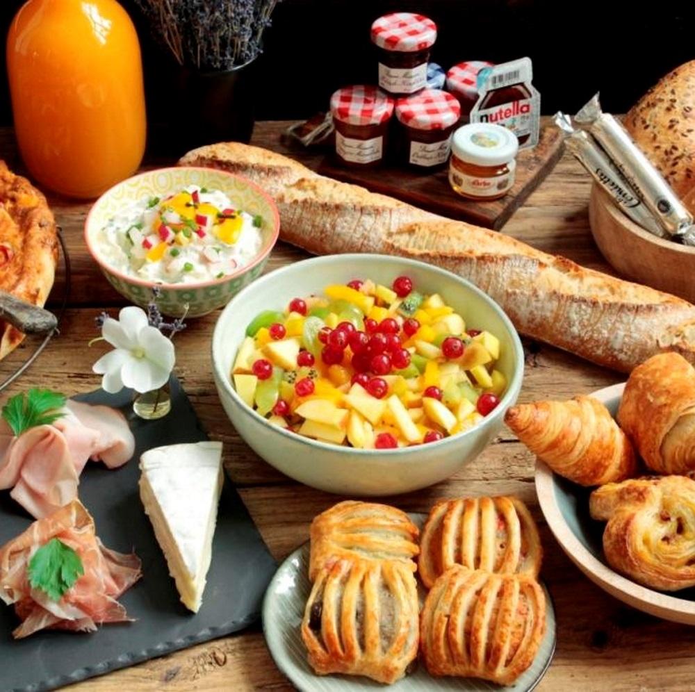 Bonjour Munich französisches Frühstück für Zuhause