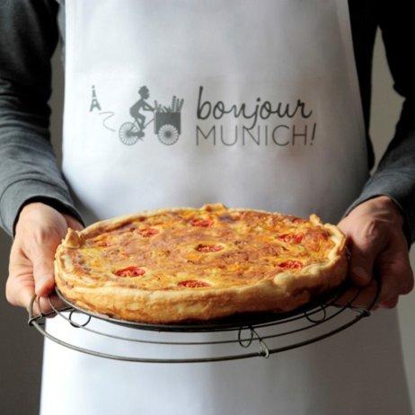 Bonjour Munich Tartes und Quiches in München