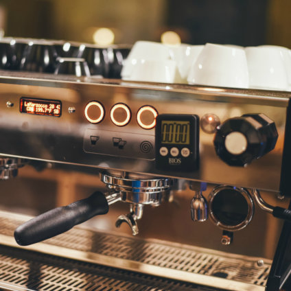 Giuseppetti Café und Shop Berlin Schöneberg