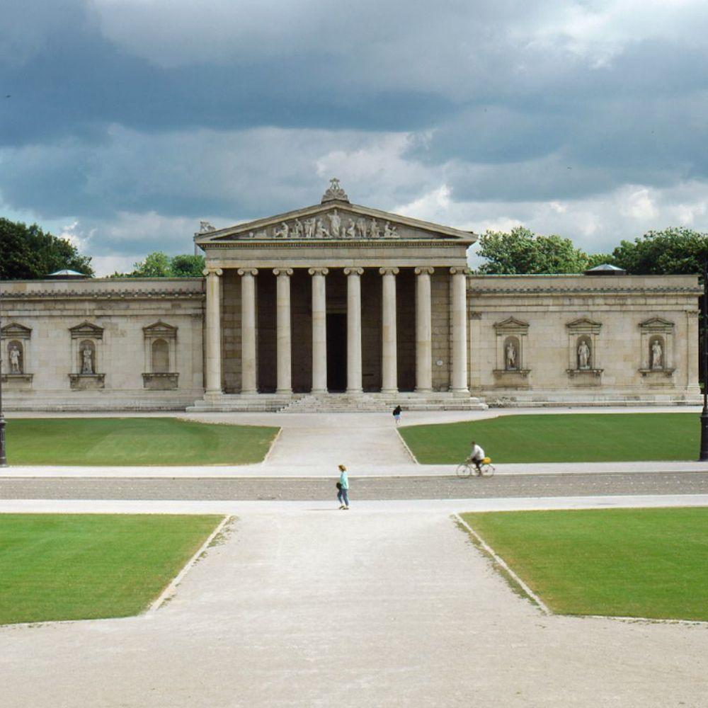 Glyptothek München - Antikes Museum am Königsplatz