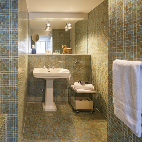 Hotel Rössli Badezimmer