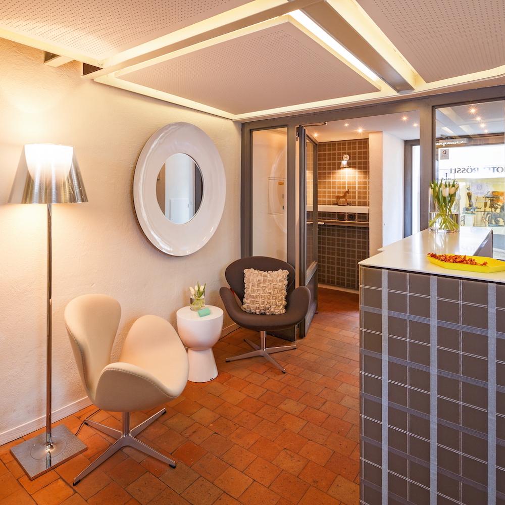 Hotel Rössli Reception