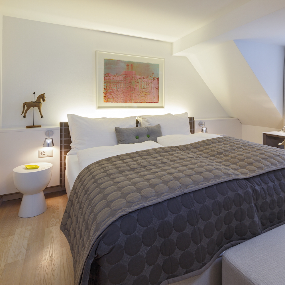 Hotel Rössli Zimmer Aussicht