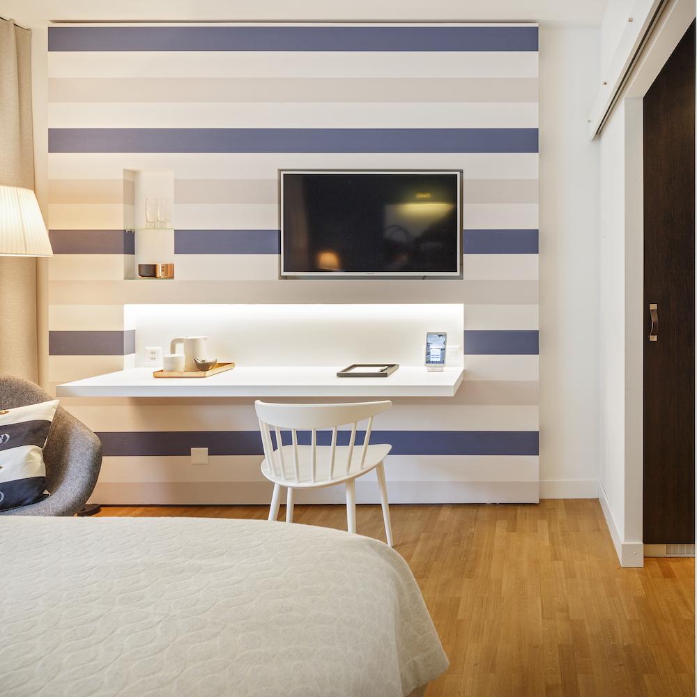 Hotel Seehof Arbeitsbereich