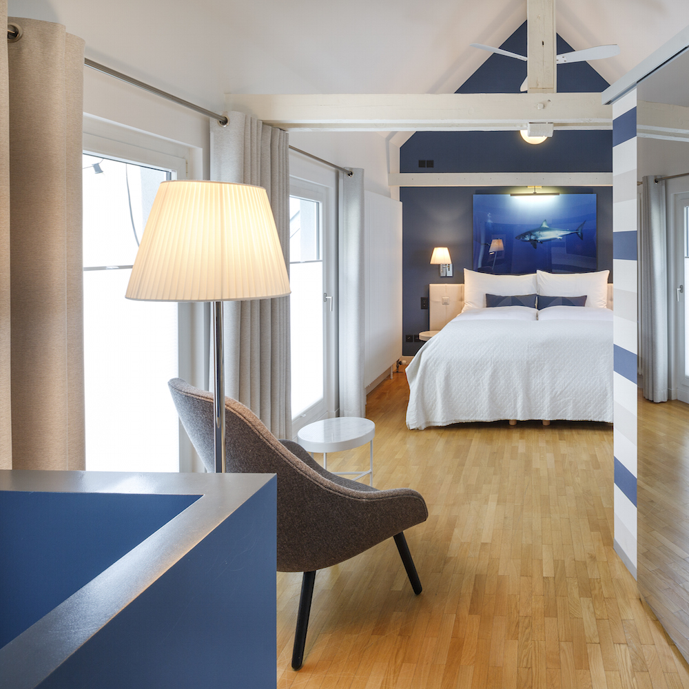 Hotel Seehof Doppelzimmer