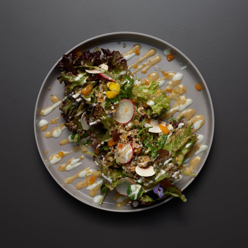 Hotel Stue Casual Restaurant Berlin Salat