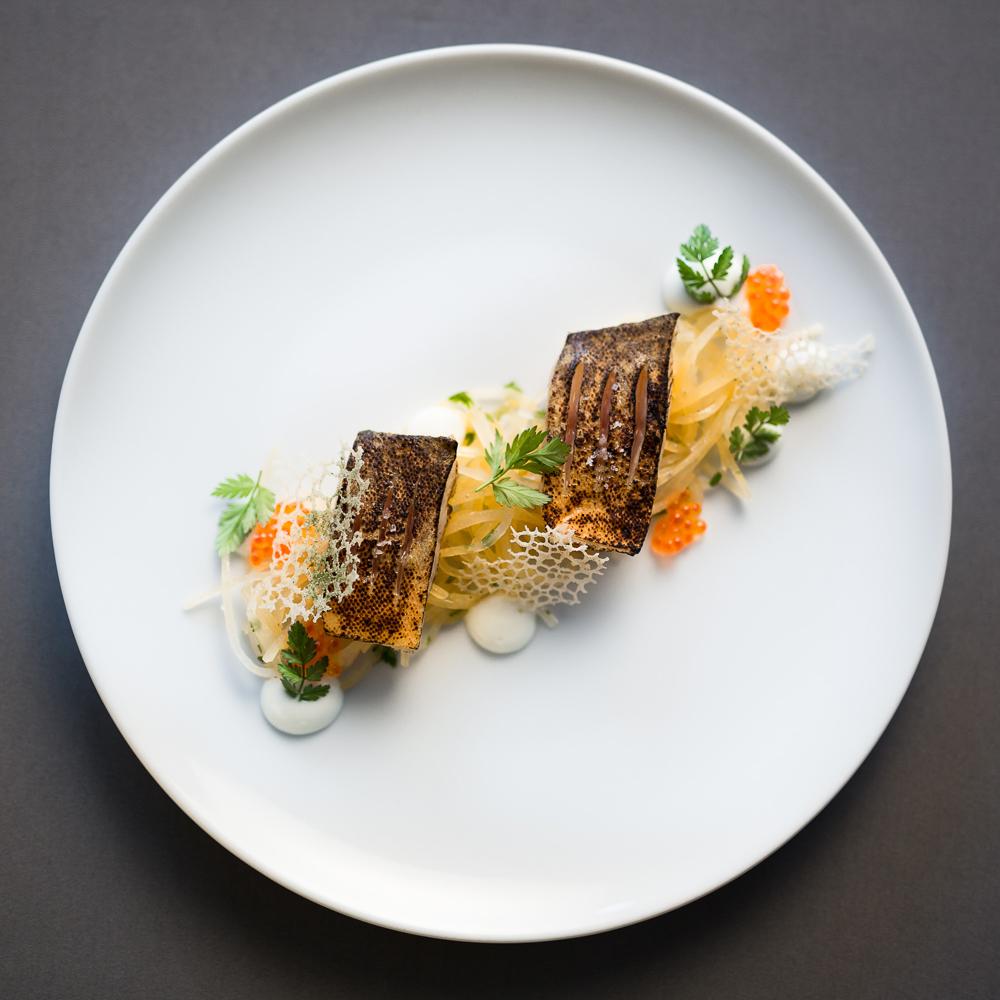 Restaurant Schwein Berlin Mitte Fisch