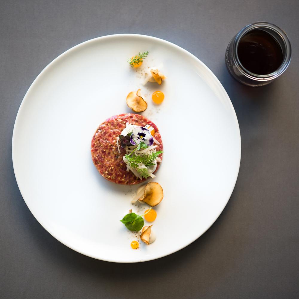 Restaurant Schwein Berlin Mitte Tartar