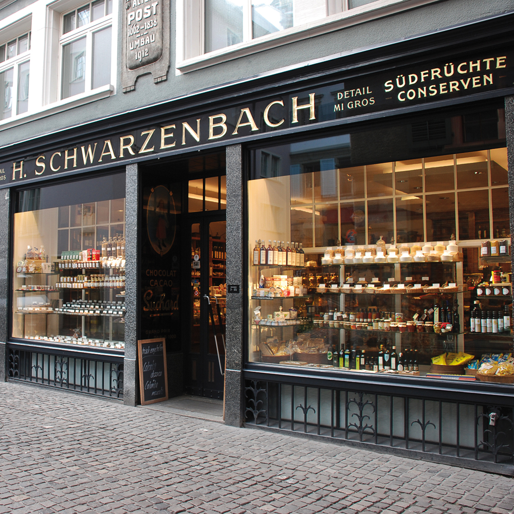 Schwarzenbach Zürich