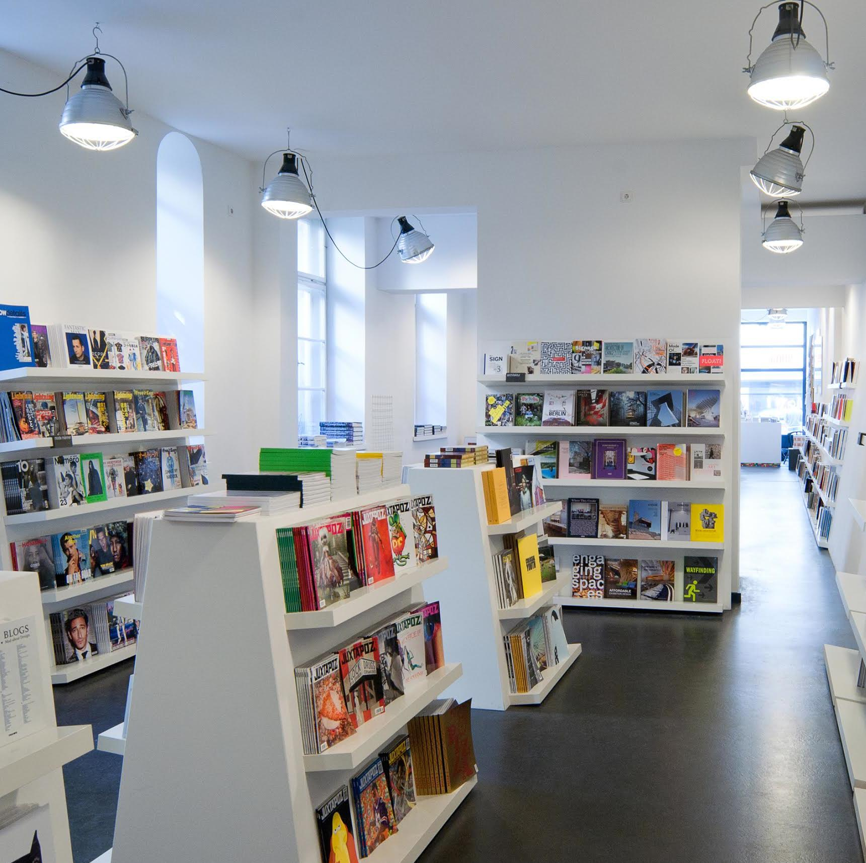 Soda Books München Lehel - Buchladen