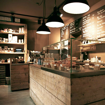 The Barn Coffee Shop Café Mitte