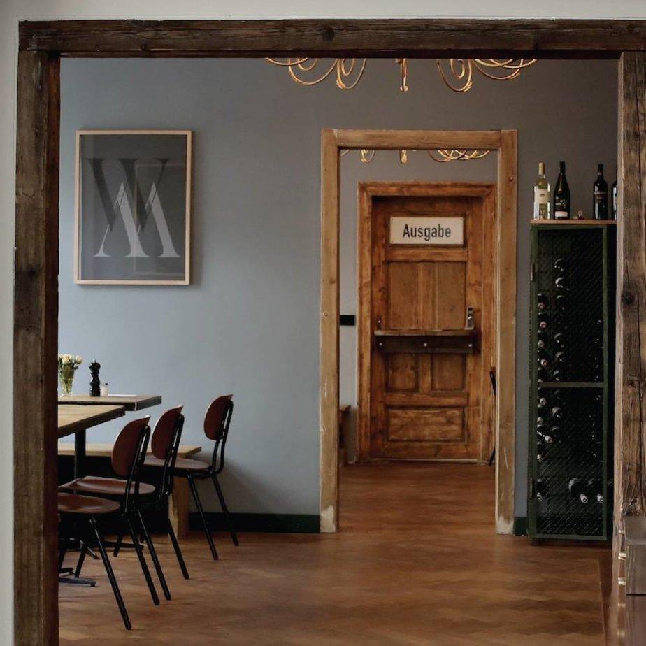 Waldmeisterei München - Restaurant Maxvorstadt