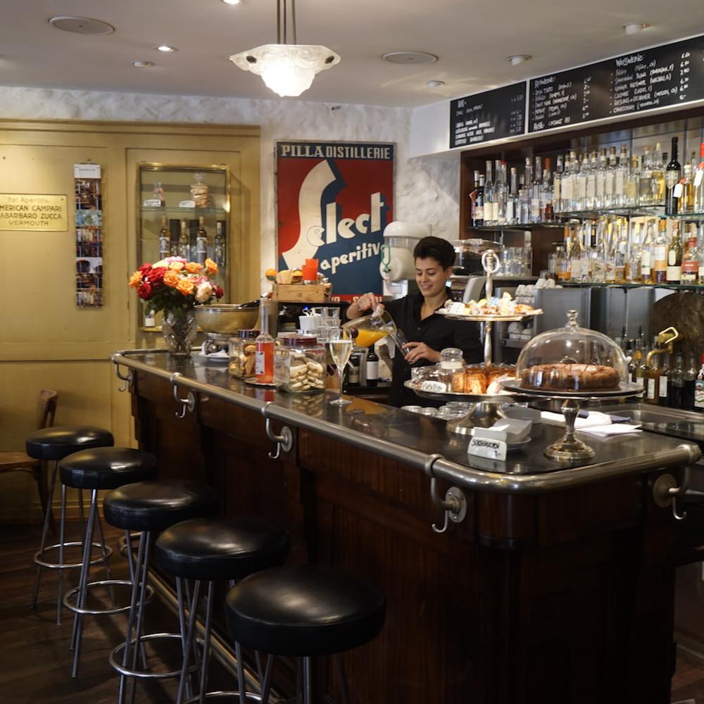 Wirtschaft Neumarkt Bar