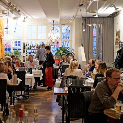 Wirtschaft Neumarkt Restaurant