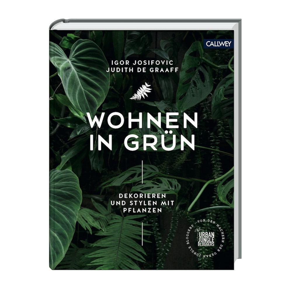 Wohnen in Grün - Interior Design Buch von Igor Josifovic und Judith de Graaff