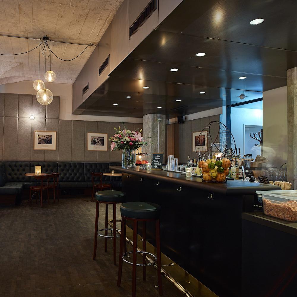 Brasserie Freilager Bar