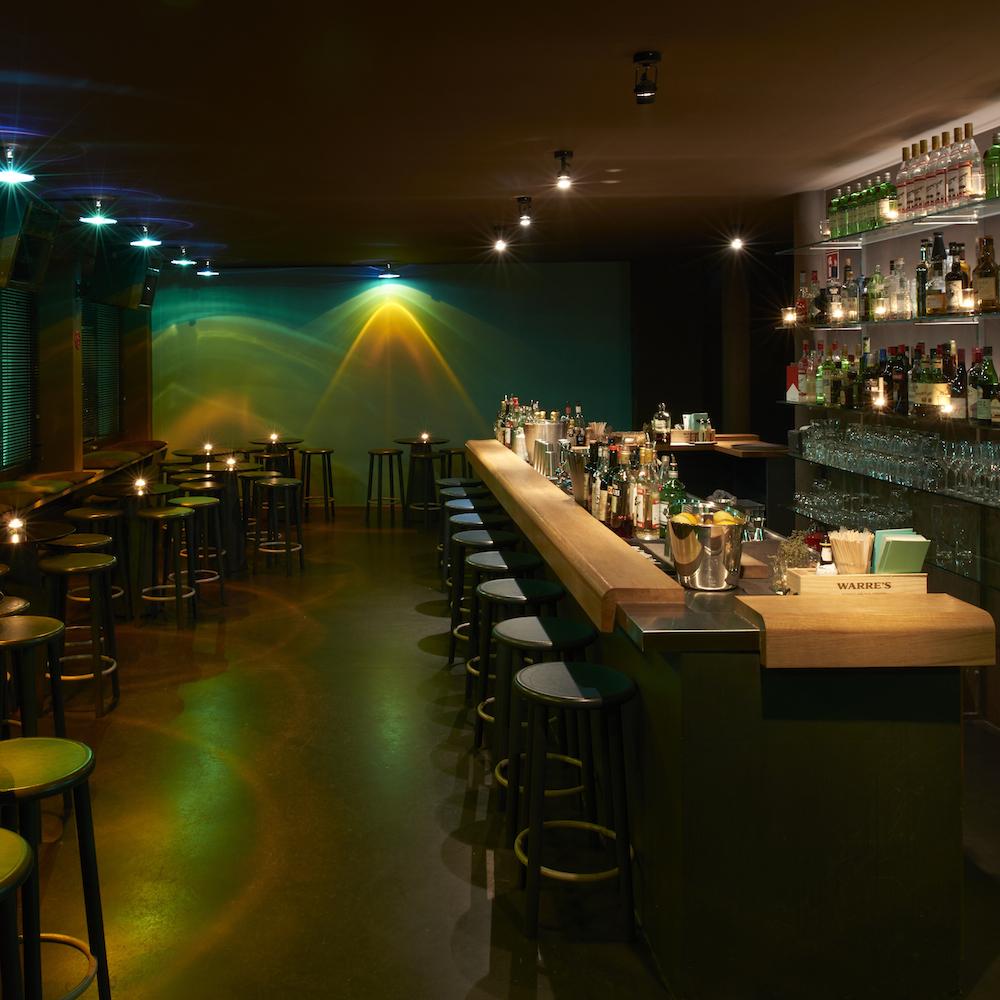 KASBAH Bar München Barhocker
