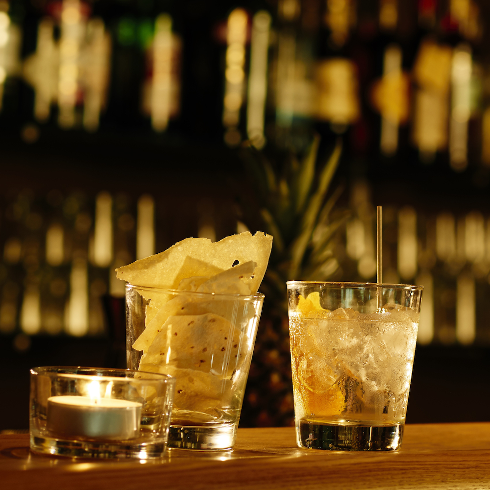 KASBAH Bar München Cocktails
