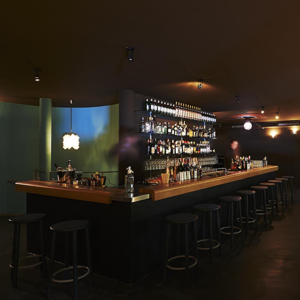 KASBAH Bar München Tresen