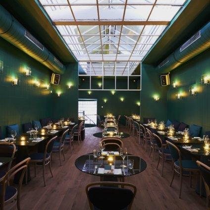 KISMET Restaurant München Interior
