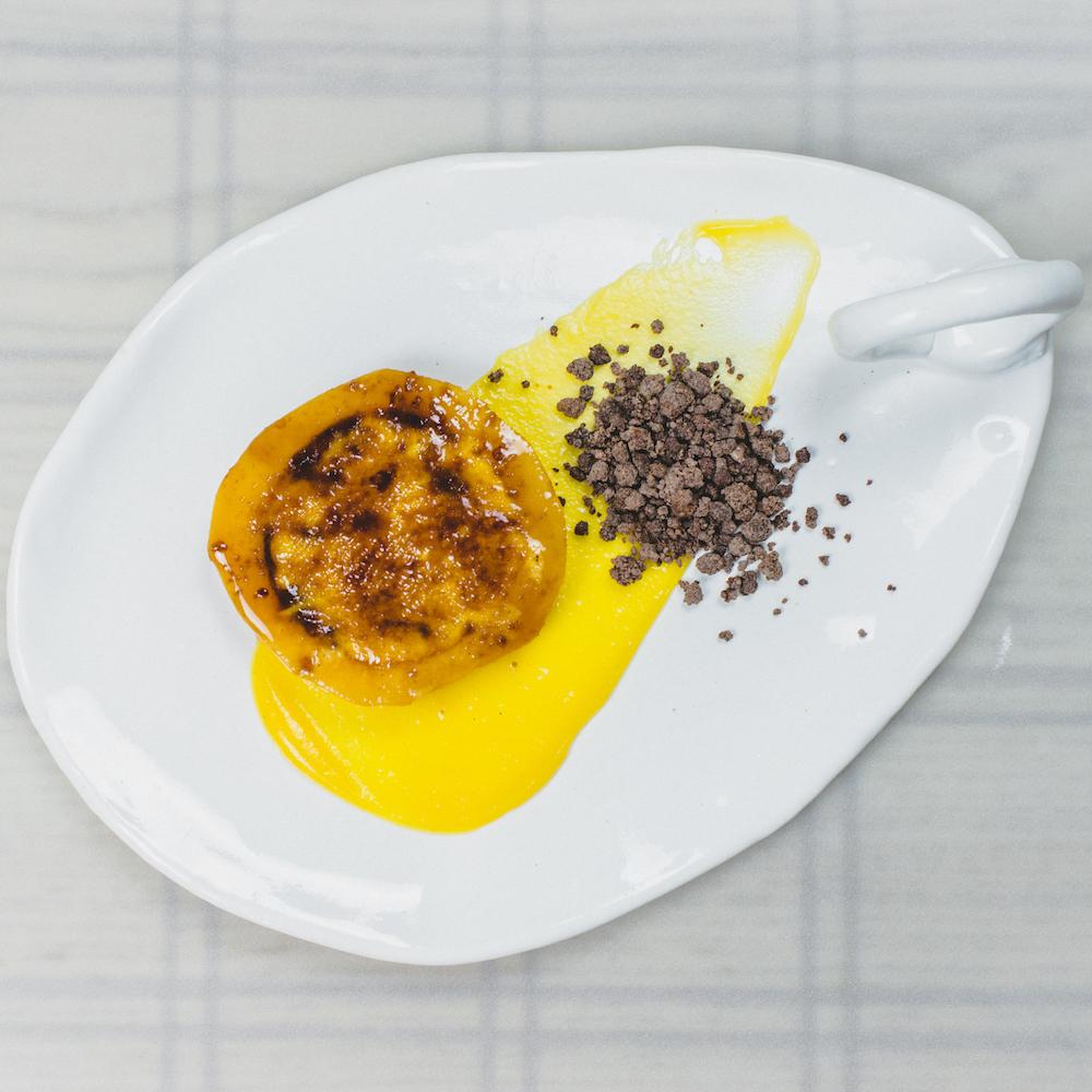 Restaurant Maison Manesse Dessert