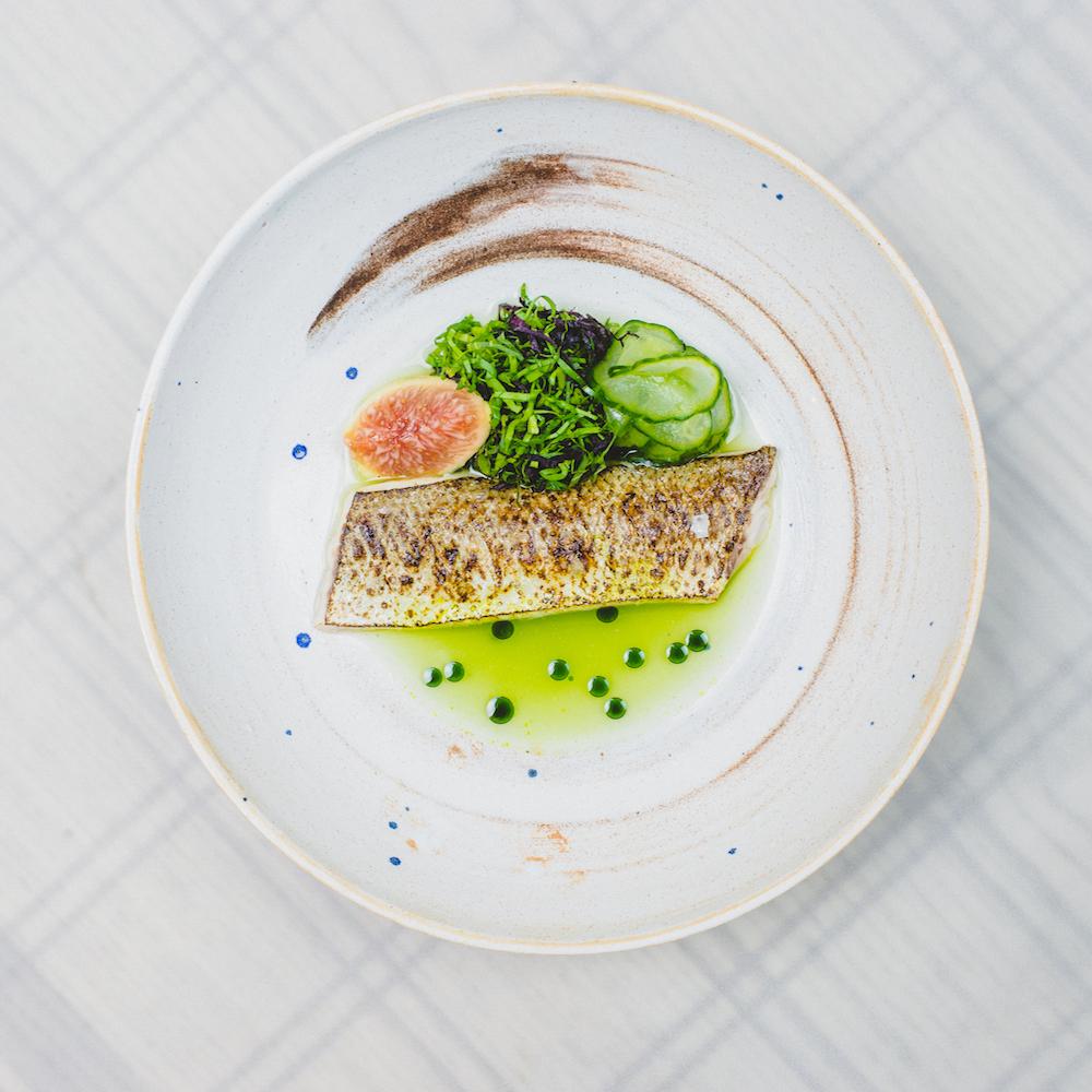 Restaurant Maison Manesse Fisch