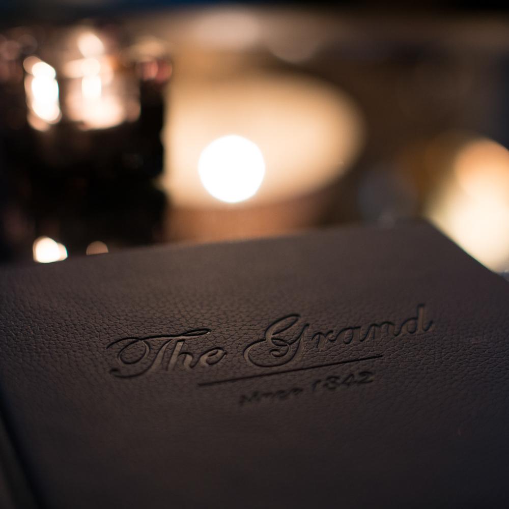 The Grand Bar Berlin Mitte Karte