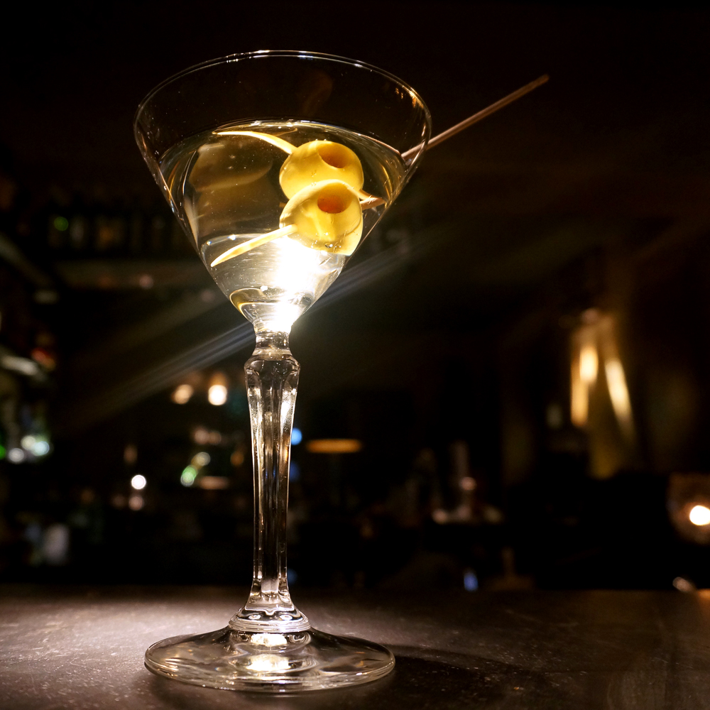 The Grand Restaurant Bar Club Martini