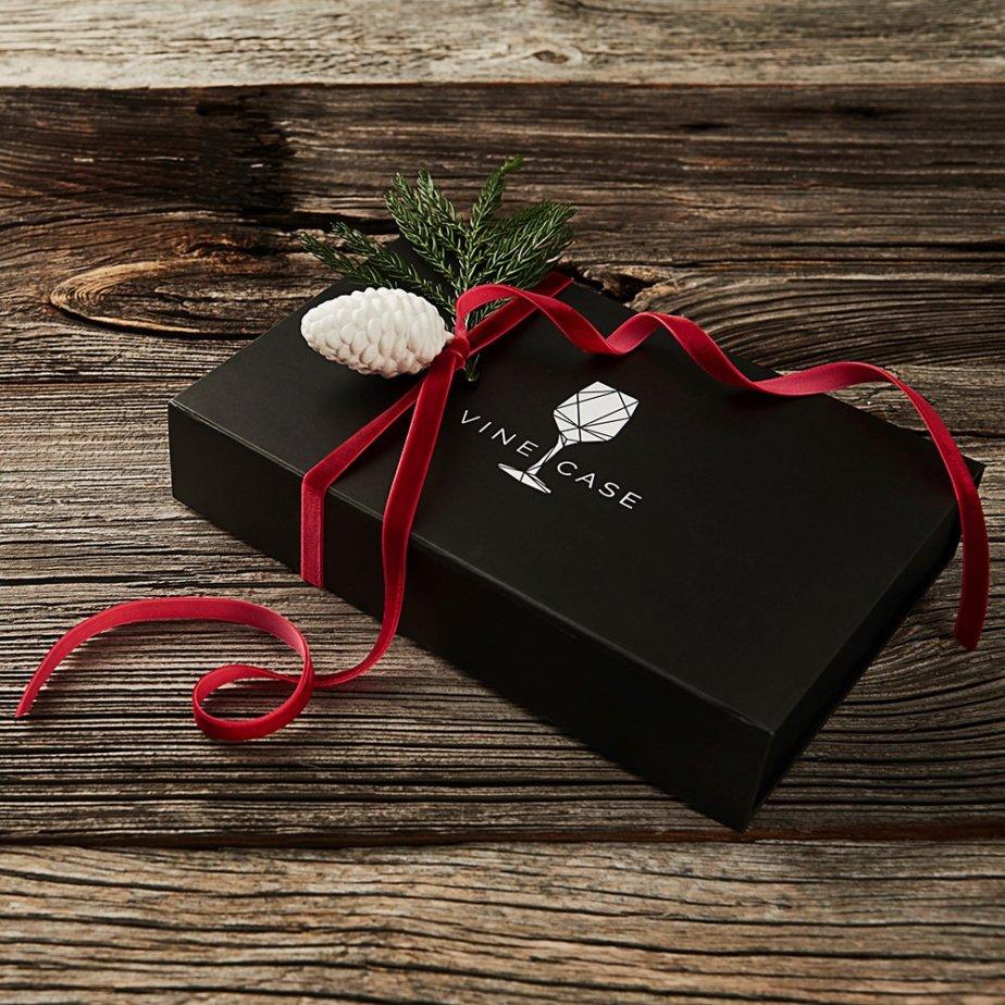 Vinecase Weinclub Christmas Box