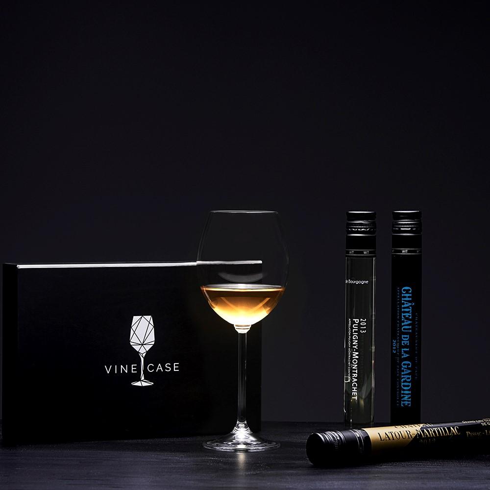 Vinecase Weinclub und Onlineshop für Premium-Weine
