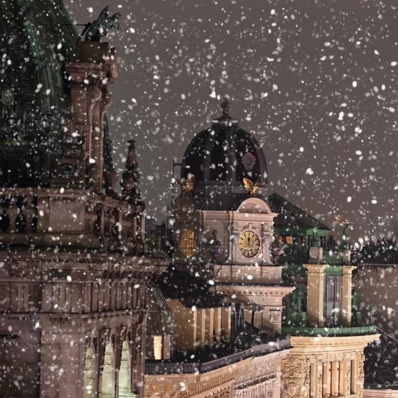 Weihnachten in Wien 2016