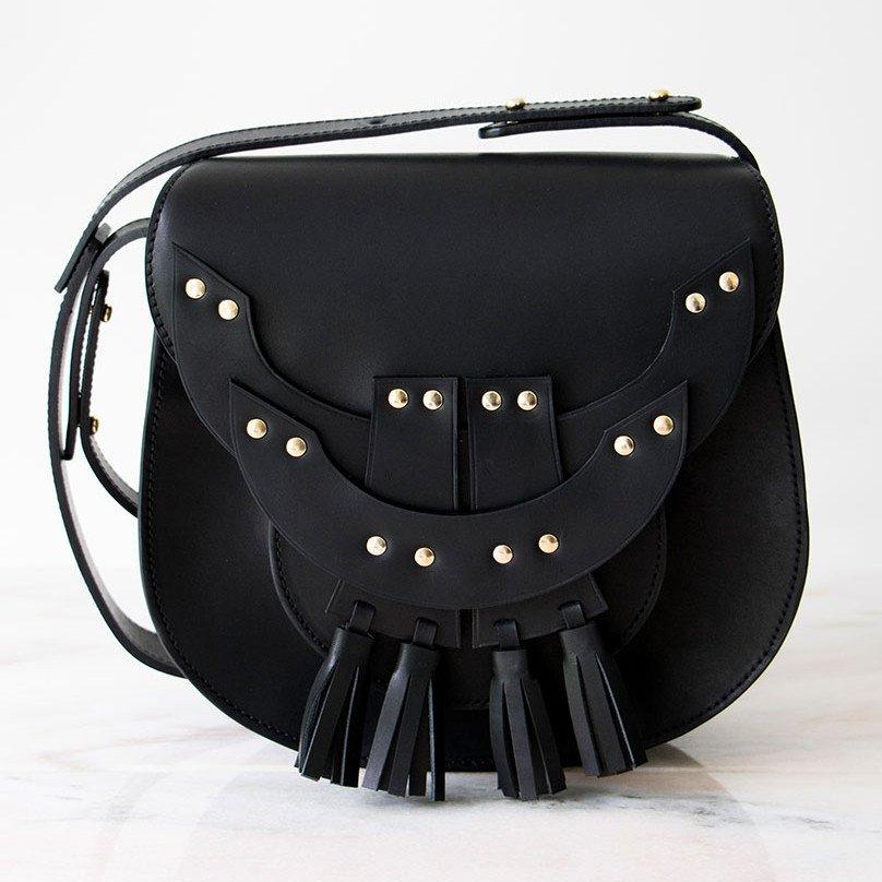 Xani Bag Black von Hiitu