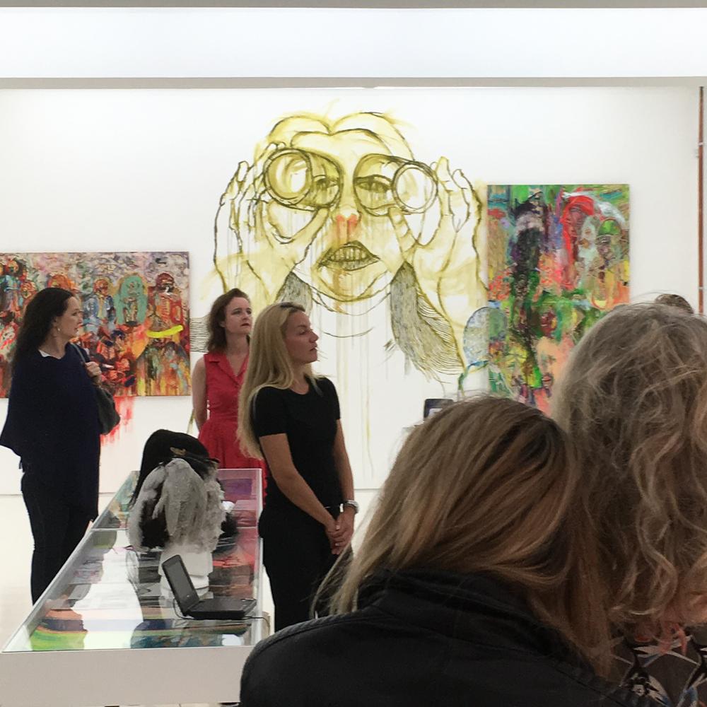 ALC Travel Kunstreisen Ausstellung