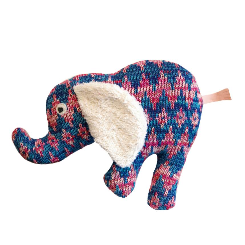 TeenyTini Stofftiere Elephant Baby Elmon