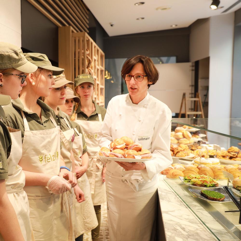 Bäckerei Felzl Wien