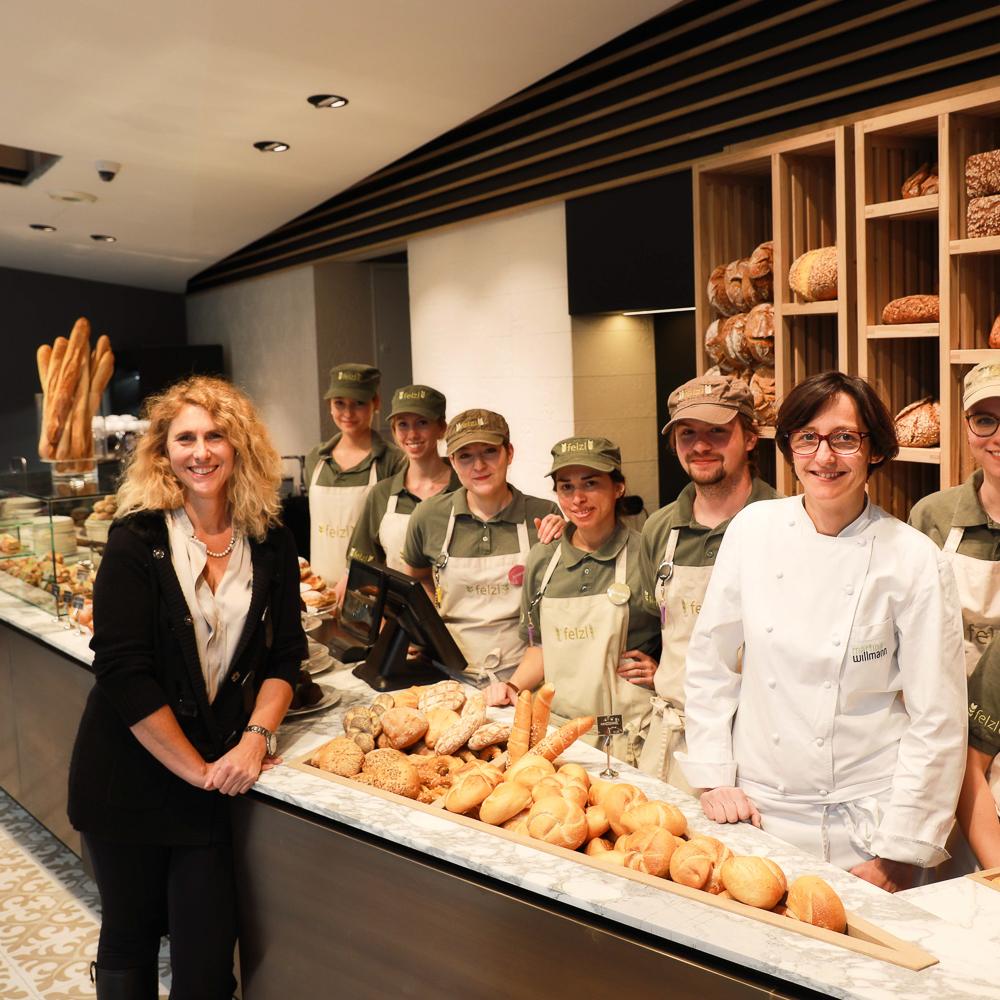 Bäckerei Felzl Wien Team