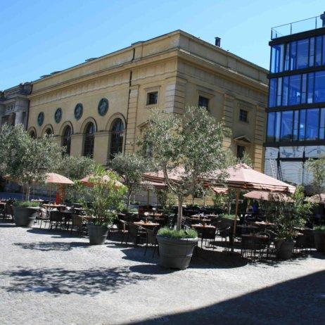 Brenner Biergarten München