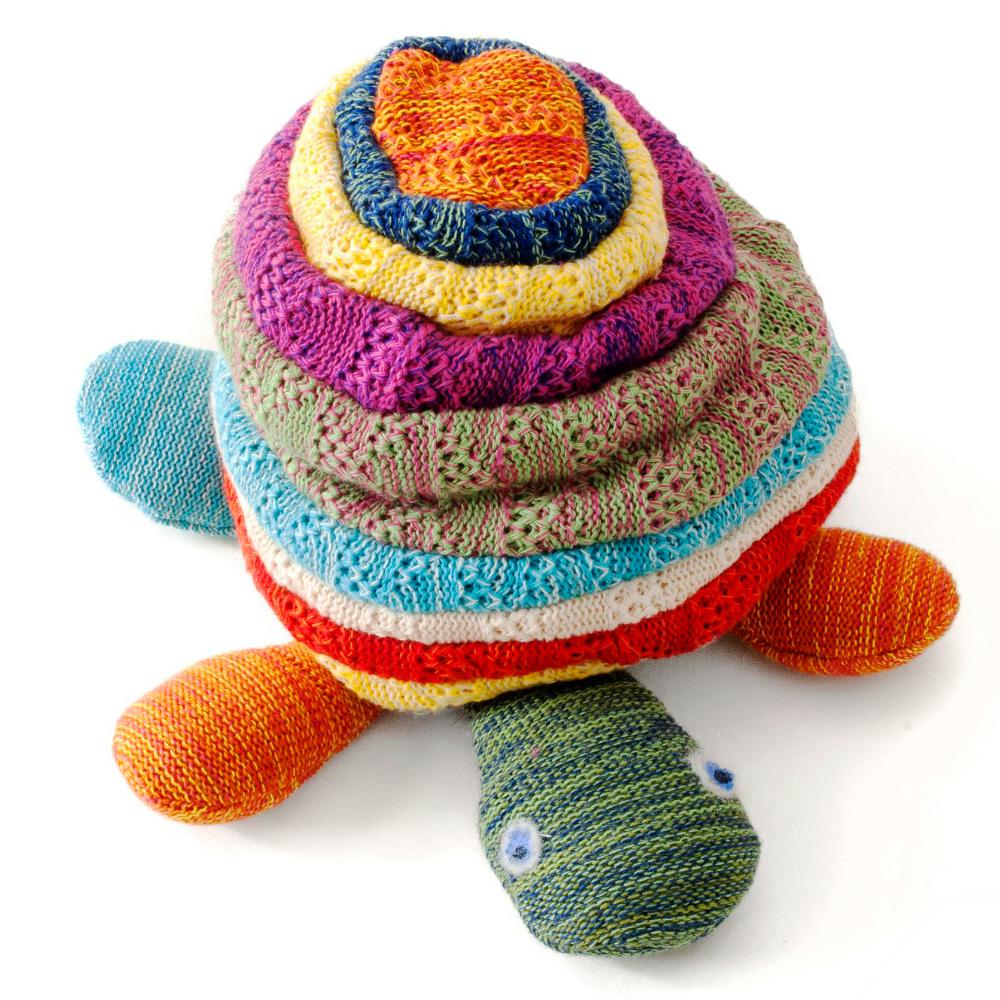 TeenyTini Stofftiere Schildkröte Eogan