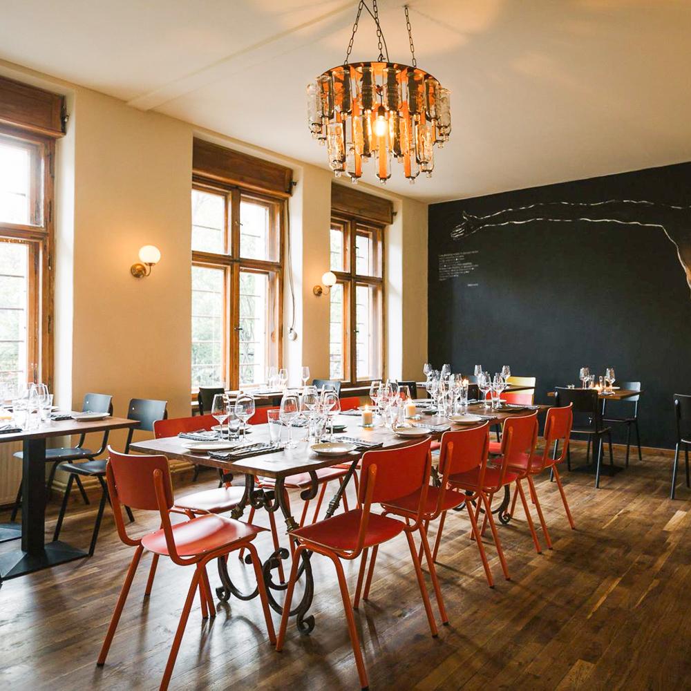 Gaststätte am Ufer Restaurant Bar  Kreuzberg