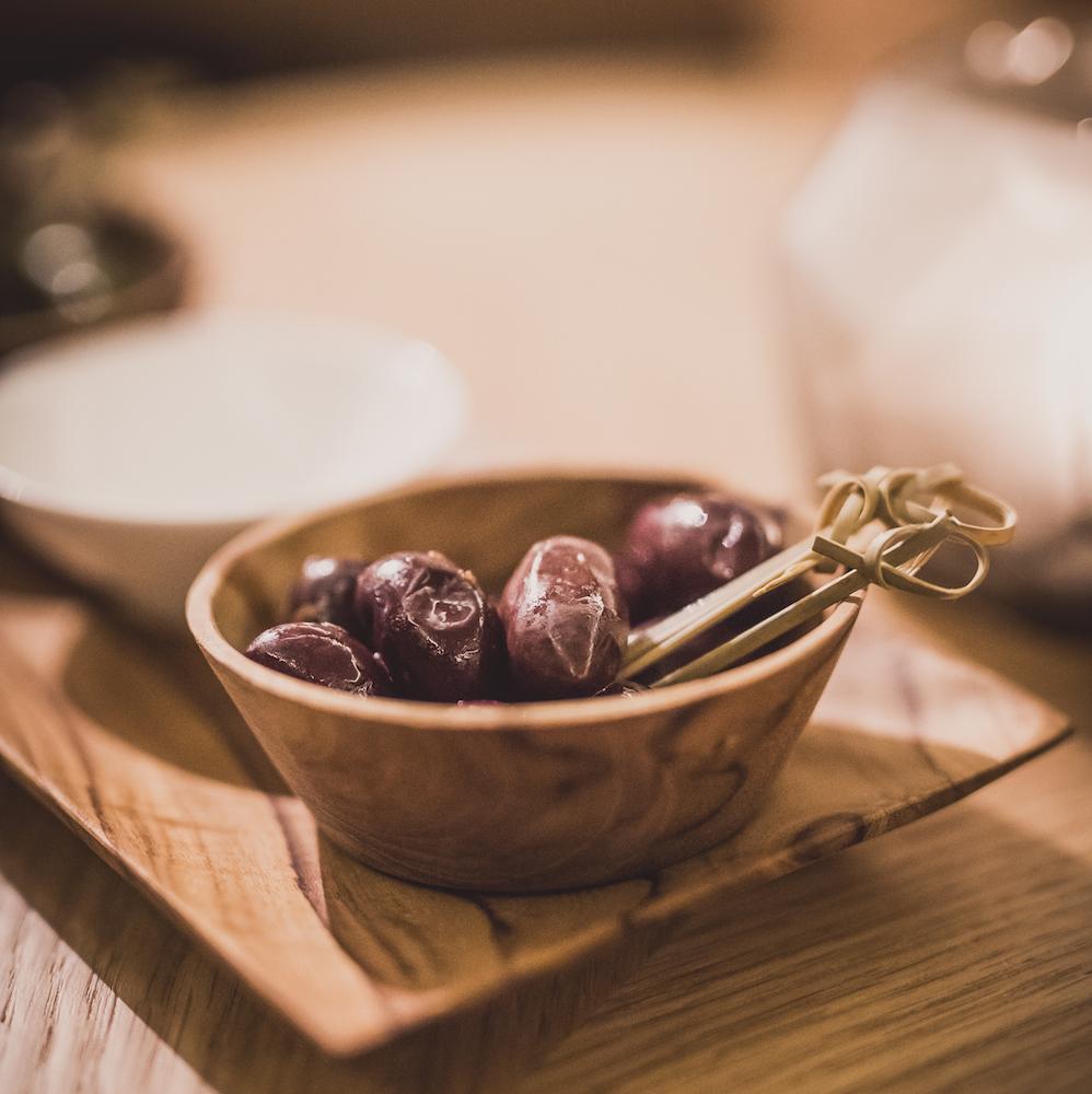 Grapes Bar München Snack zum Aperitif