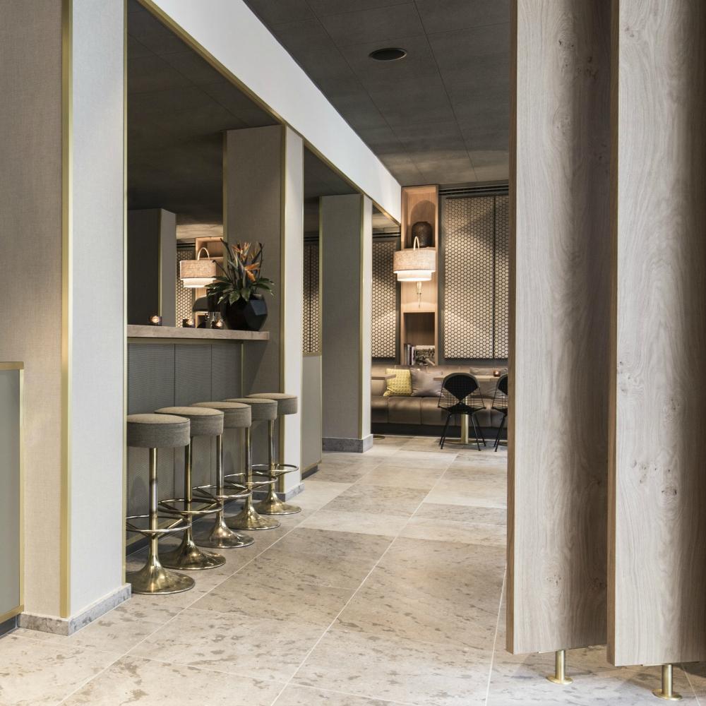 Hotel H'Otello B01 Ludwigsvorstadt München Bar
