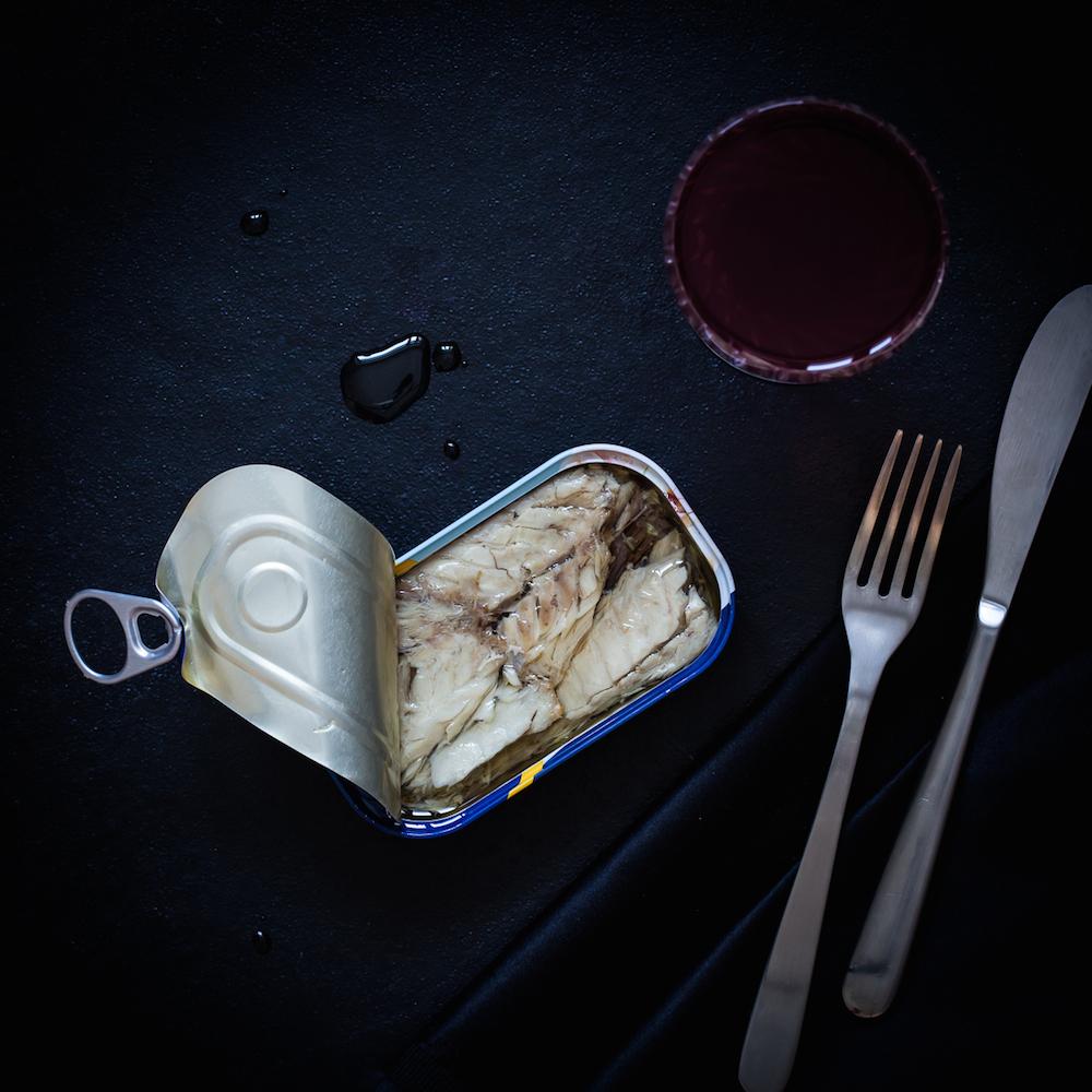 Kulturinarik Foodkolumne - Essen im Bunker - Meatingraum