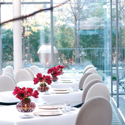 Restaurant Facil im Mandala Hotel Berlin