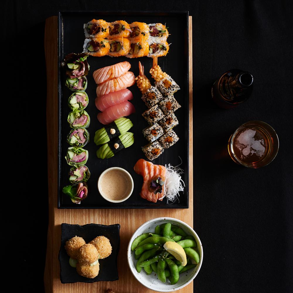 Sticks'n'Sushi Sushi Restaurant Tiergarten-2