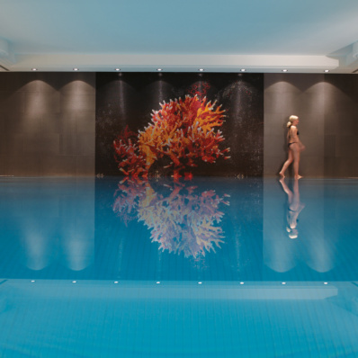 The Charles Spa München - Indoor Pool